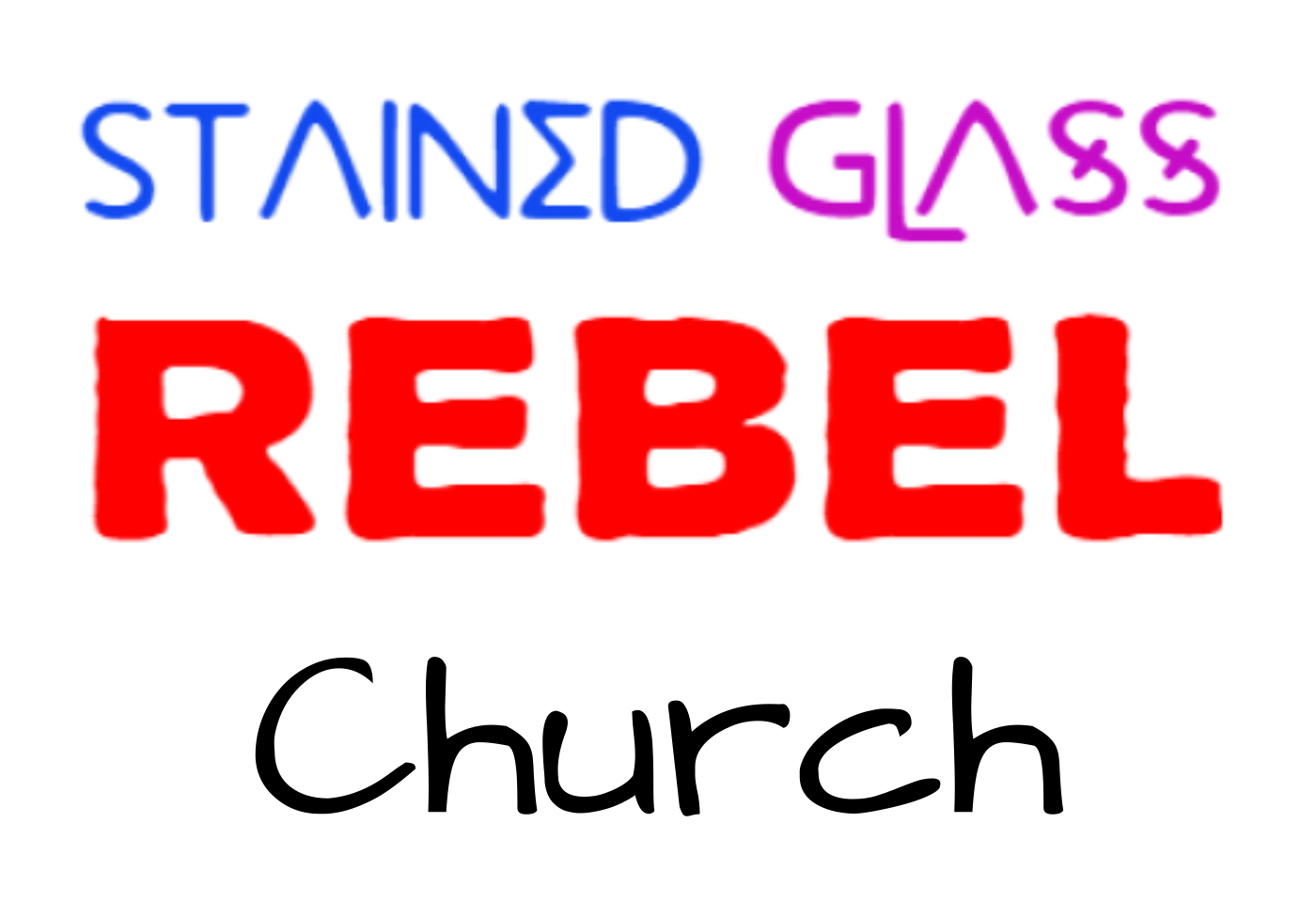 StainedGlassRebel Church